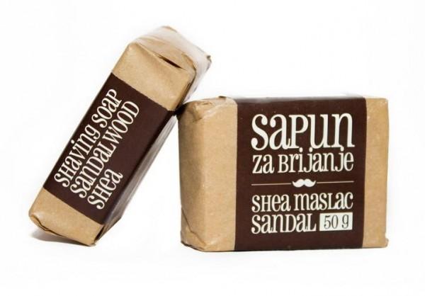 Soap Sandale Rasierseife