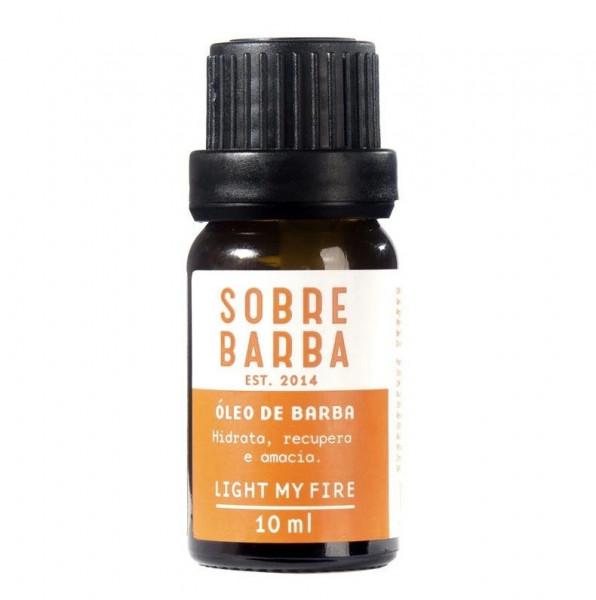 Sobre Barba Light my Fire Bartöl (10 ml)