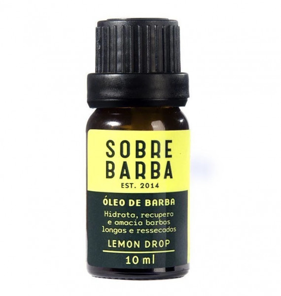Sobre Barba Lemon Drop Bartöl (10 ml)