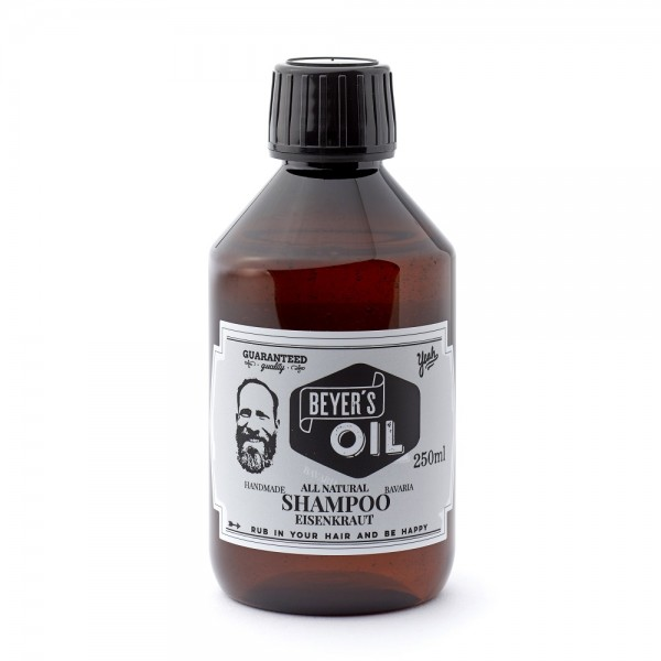 Beyer´s Oil Bartshampoo Eisenkraut