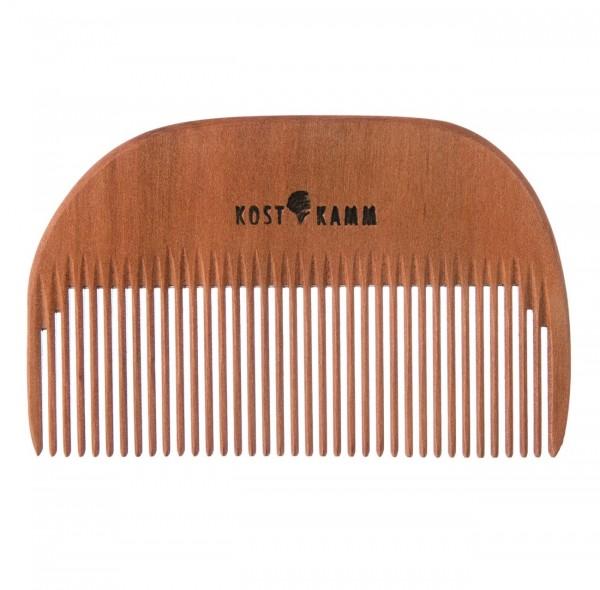 Bartkamm aus Holz