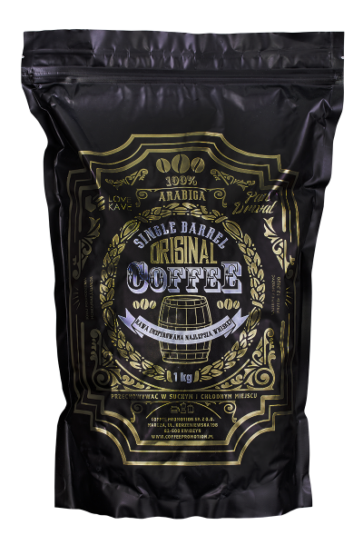 Single Barrel Coffee (1 kg) 100% Arabicabohnen